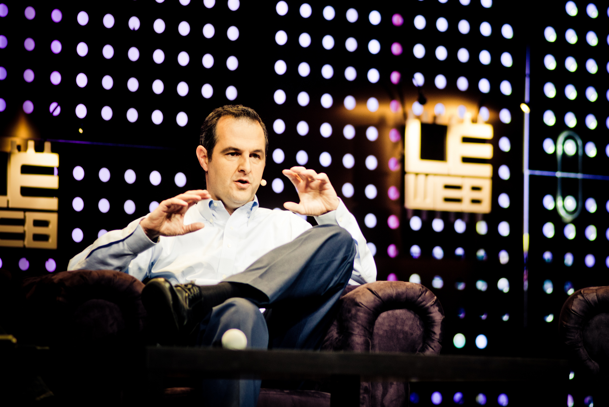Renaud resurfaces, will launch rival to Lending Club