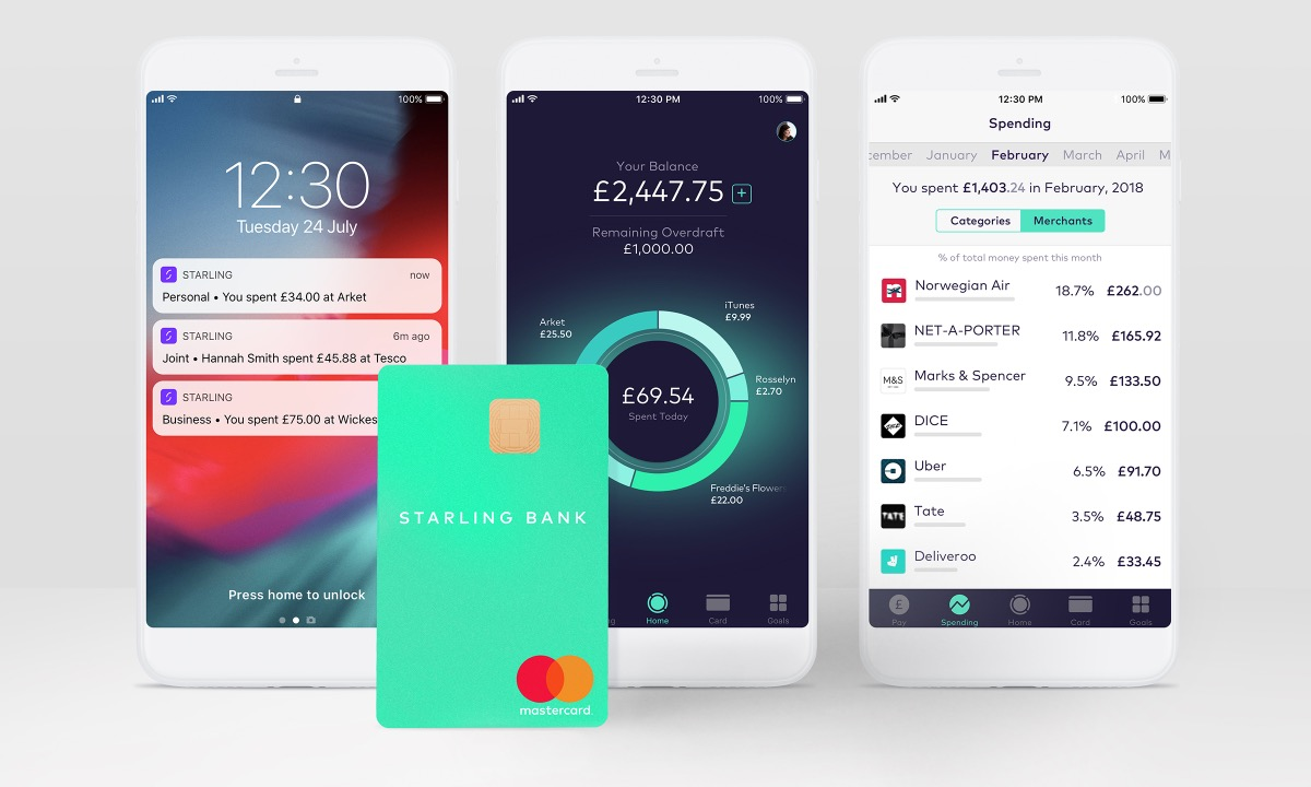 Starling Bank Review - April 2019