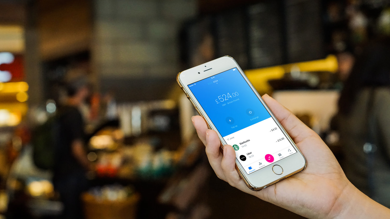 Revolut announces expansion into cryptocurrency