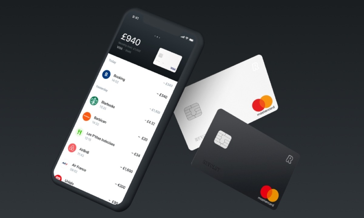 Revolut expands online banking portal for business customers to take payments online