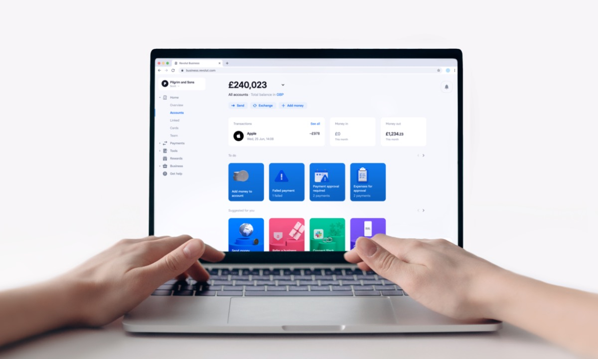 Revolut reaches 500,000 SME customer milestone after 3 years