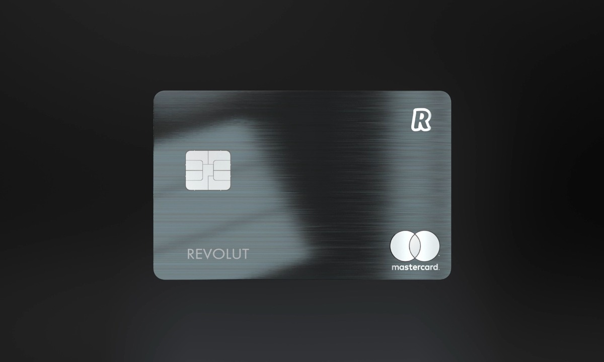 Revolut's new metal card gives cashback in crypto