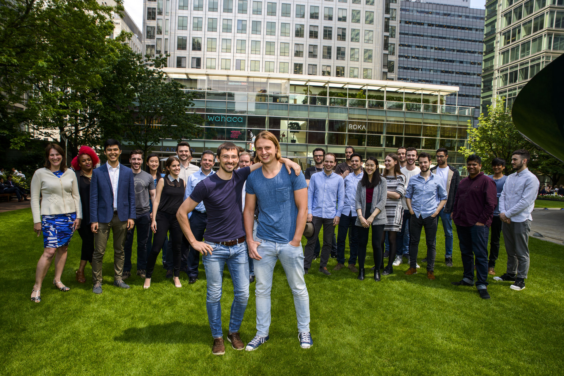 Revolut's robo-advice dance partner revealed