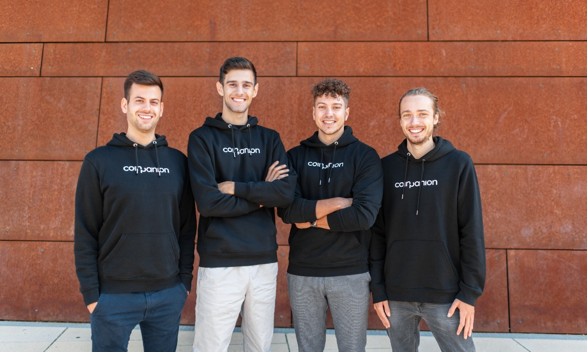 Scalable Capital founder backs crypto wealth app Coinpanion  in €1.8m seed round