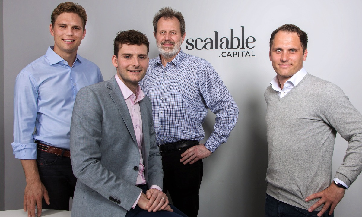 Scalable Capital takes on low-cost stock trading with new platform for German customers