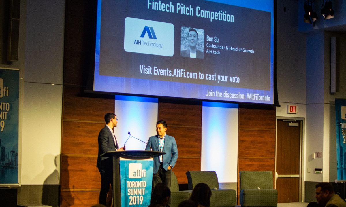 SingleKey takes top spot at AltFi's Toronto Pitch Off