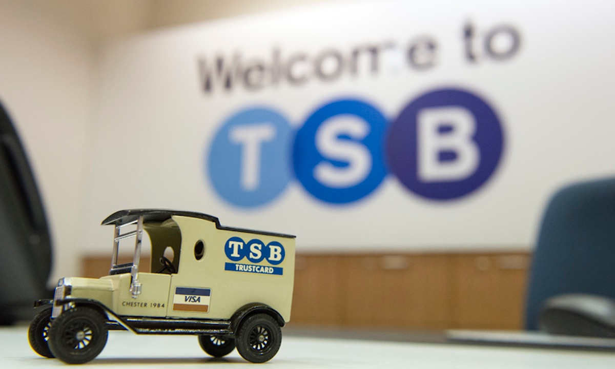 Slow clap: TSB launches account opening with a selfie