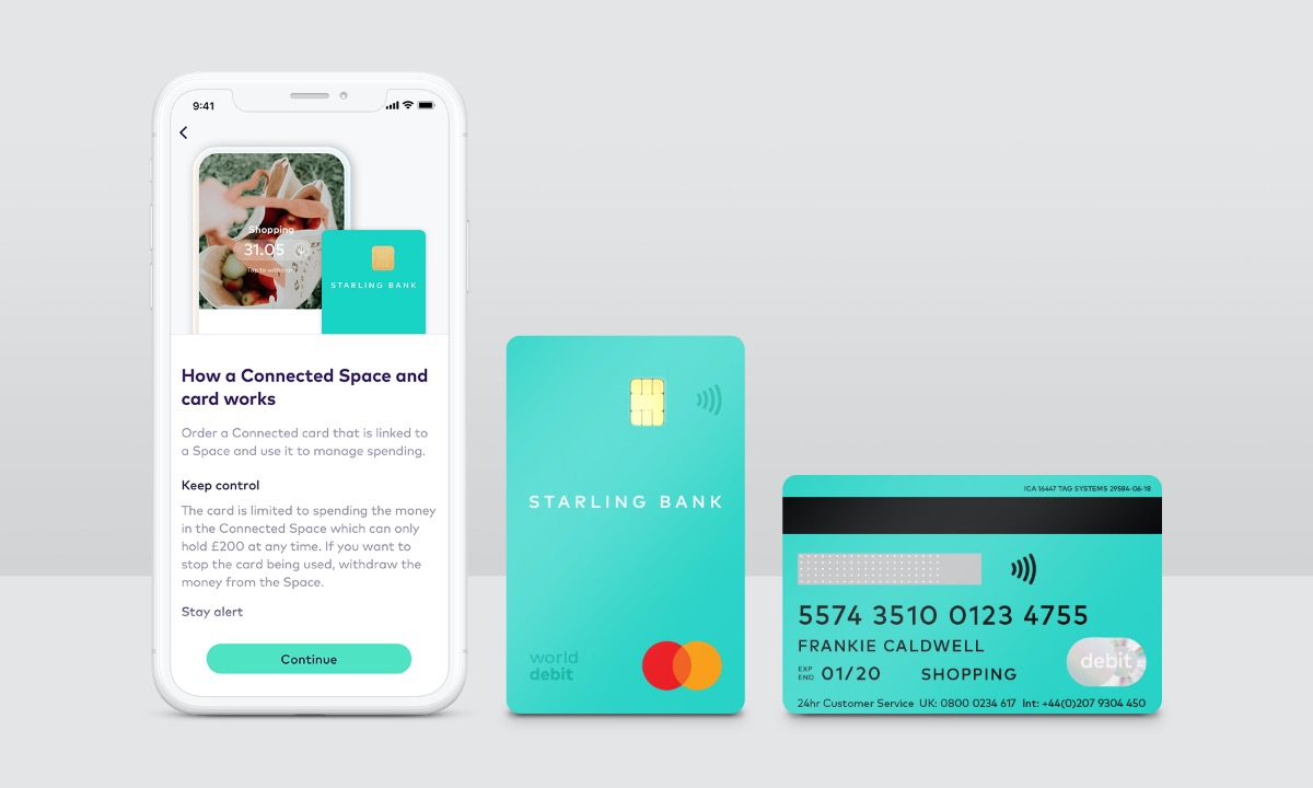 Starling Bank preparing to launch