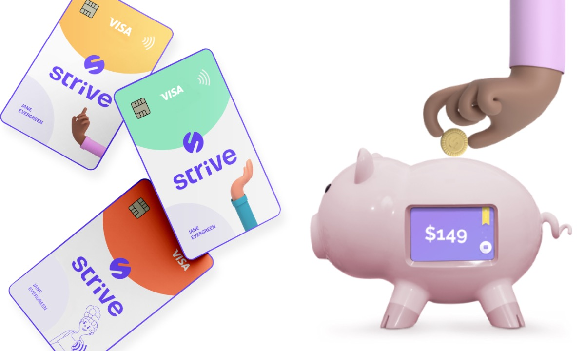 Strive launches challenger 'bank' for families, following GoSave acquisition