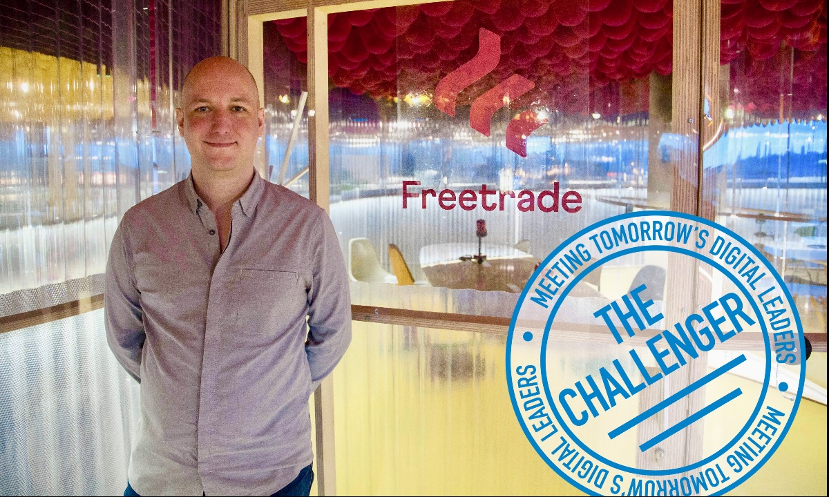 The Challenger: Freetrade's Adam Dodds