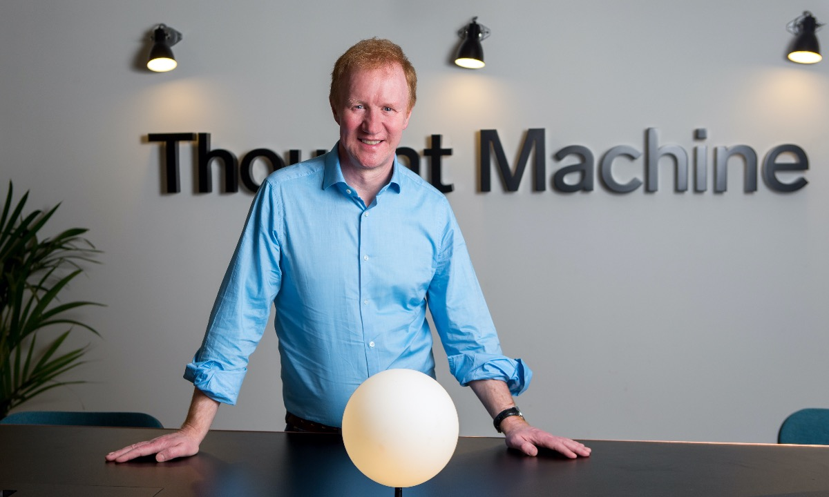 Thought Machine raises an extra $42m to bring Series B funding round to $125m