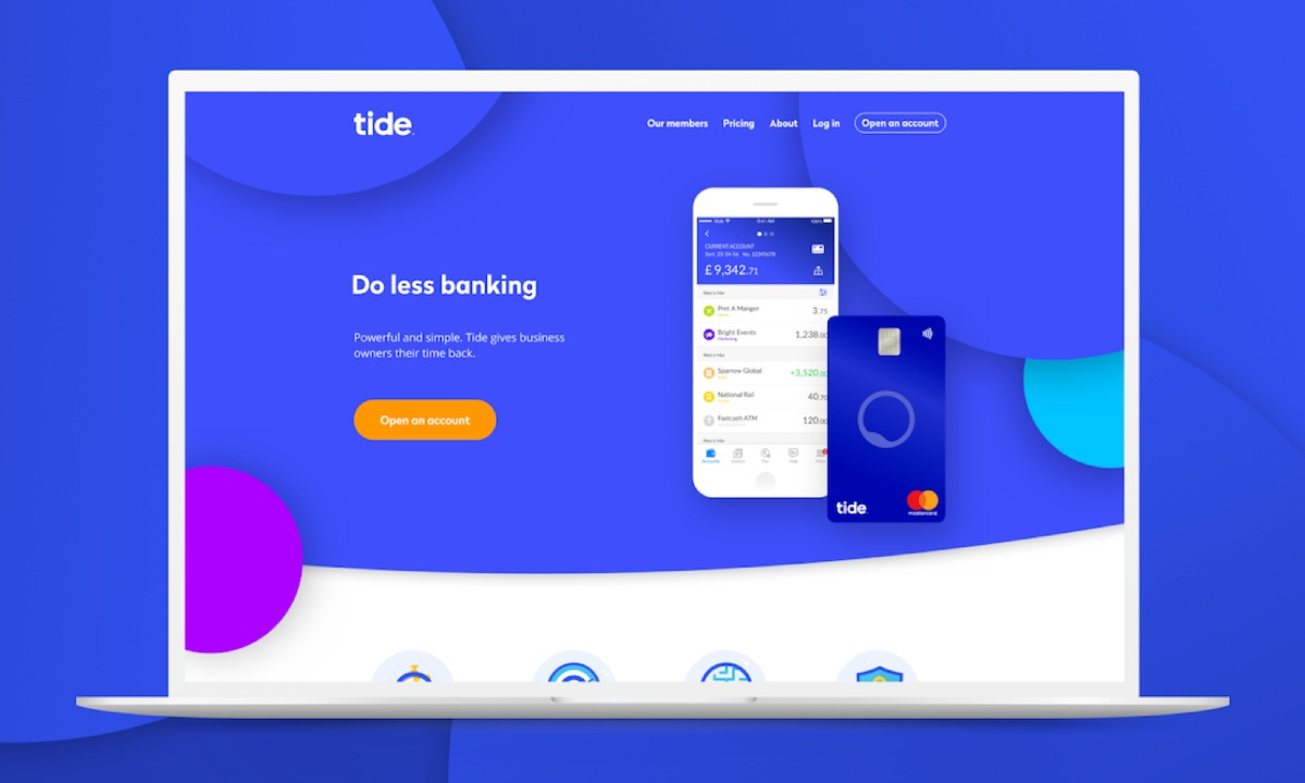 Tide starting to offer payment processing for SMEs in partnership with Adyen