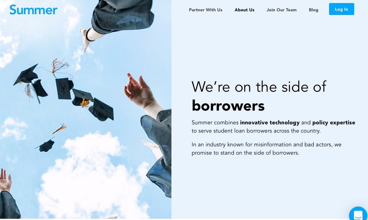 US student debt adviser Summer secures $10m in Series A funding round