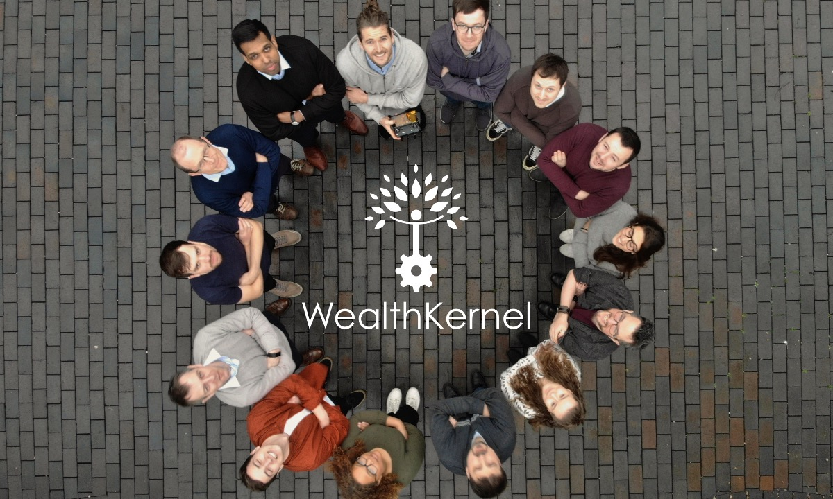 WealthKernel secures £4.5 million Series A investment from ETFS Capital