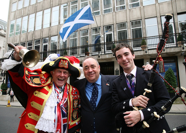 What Impact Would Scottish Independence Have Upon the UK Alternative Finance Space?