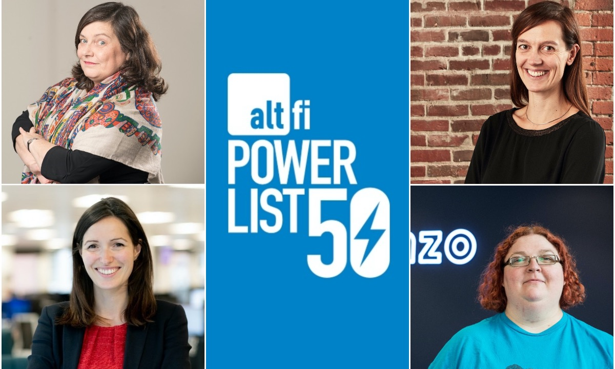 Why aren't there more women on the AltFi Powerlist 50?