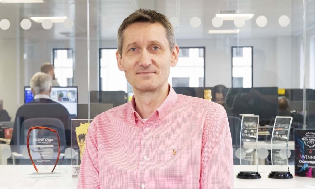 With fresh £300m funding line CrowdProperty appoints new financial chief