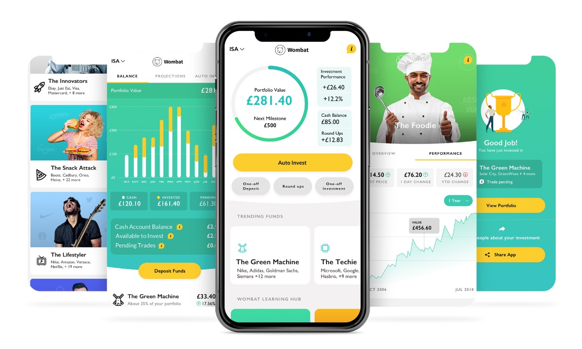 Wombat Invest launches to join the ranks of free trading apps