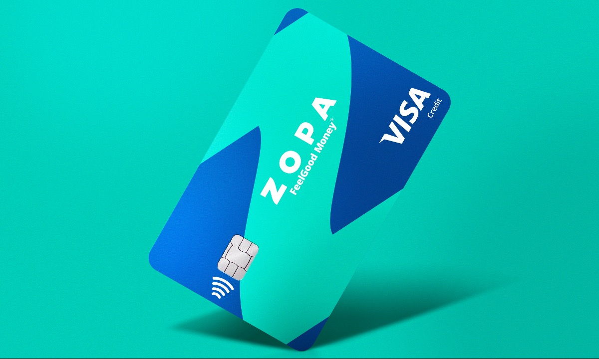 Zopa's long-awaited credit card is here