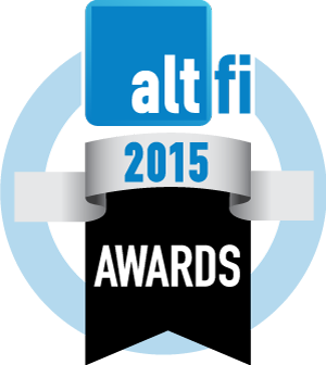 AltFi 2015 Awards logo