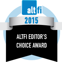 AltFi Editor's Choice Award