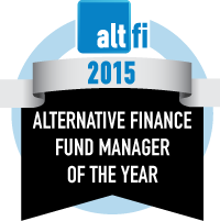 Alternative Finance Fund Manager of the Year 2015