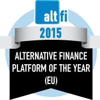 Alternative Finance Platform of the Year (EU) 2015