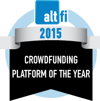 Crowdfunding Platform of the Year 2015