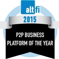 P2P Business Platform of the Year 2015