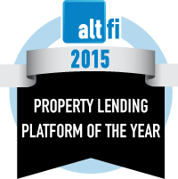 Property Lending Platform of the Year 2015