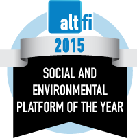 Social and Environmental Platform of the Year 2015