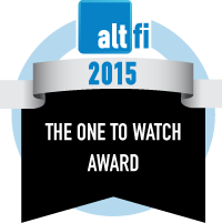 The One to Watch Award 2015