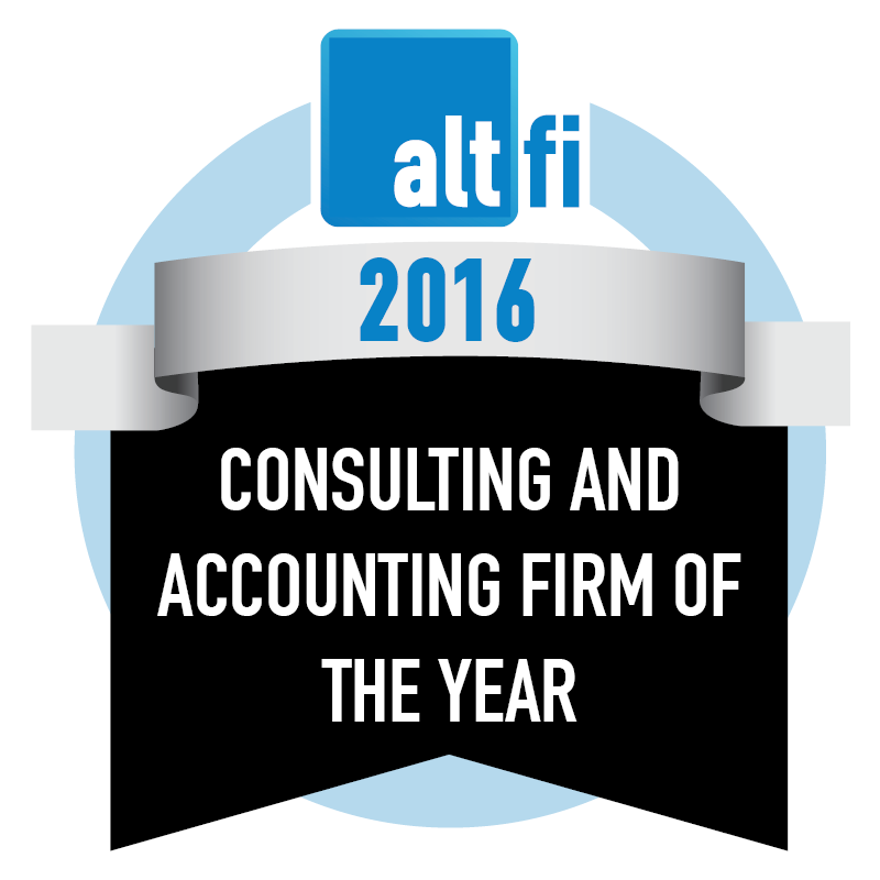 Consulting And Accounting Firm Of The Year