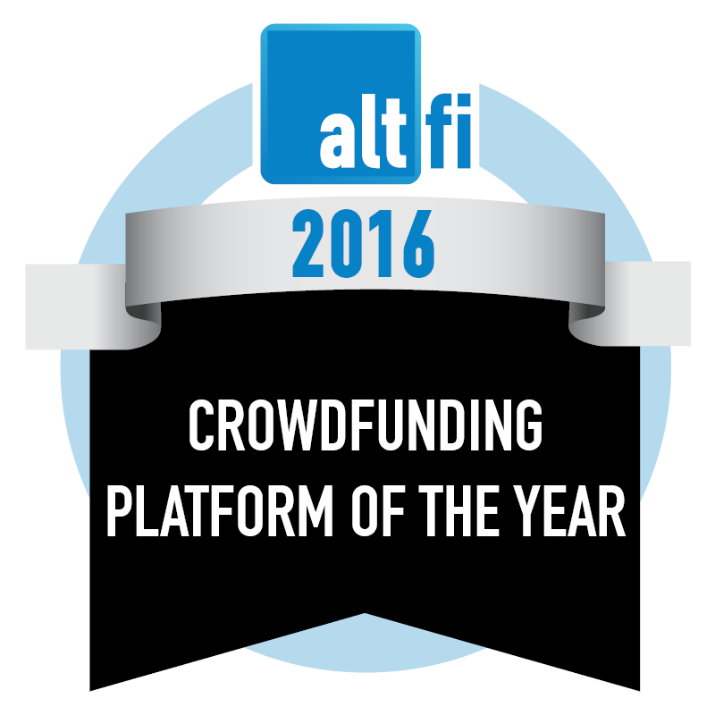 Crowdfunding Platform Of The Year