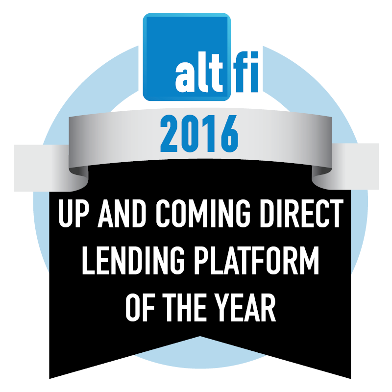 Up And Coming Direct Lending Platform Of The Year