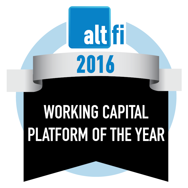 Working Capital Platform Of The Year