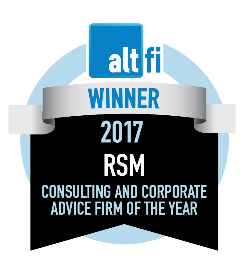 Consulting And Corporate Advice Firm Of The Year