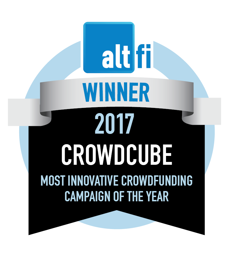 Most Innovative Crowdfunding Campaign Of The Year