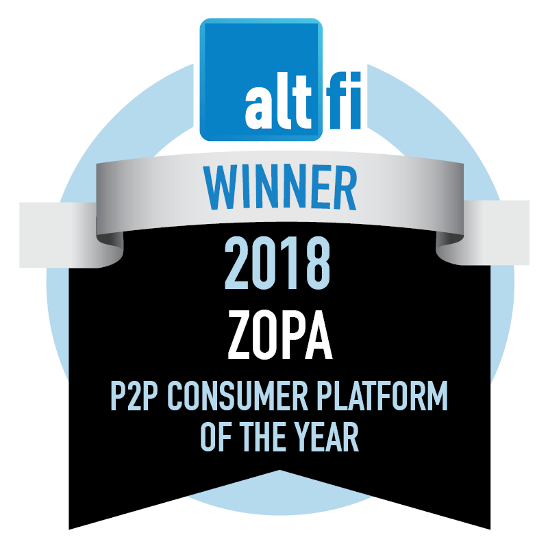 P2P Consumer Platform of the Year