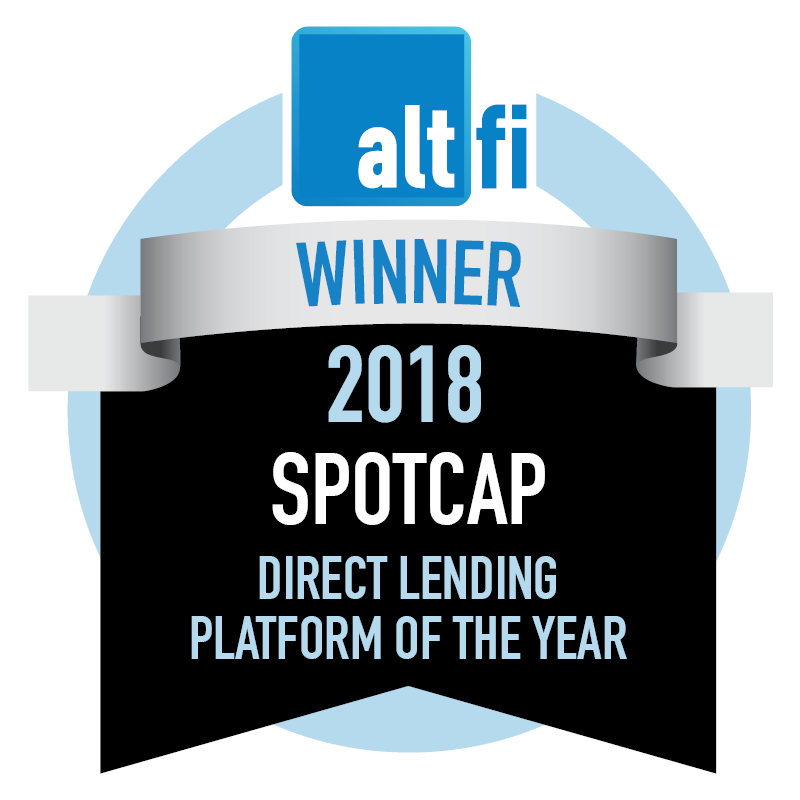 Direct Lending Platform Of The Year