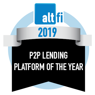P2P Lending Platform Of The Year