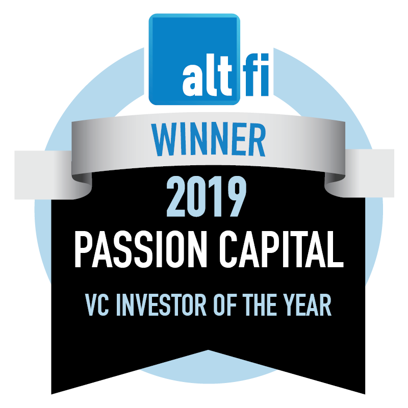 VC Investor Of The Year