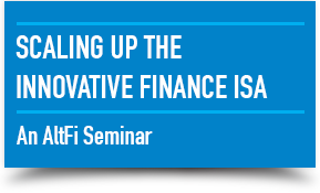 Scaling up the Innovative Finance ISA