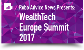 WealthTech Europe Summit 2017