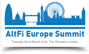 AltFi Europe Summit 2016