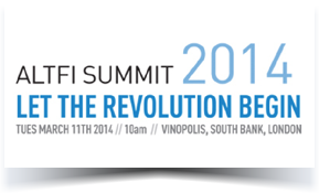 AltFi Europe Summit 2014
