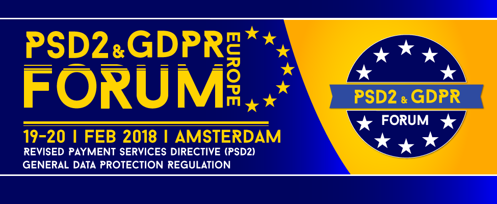 PSD2 and GDPR FORUM